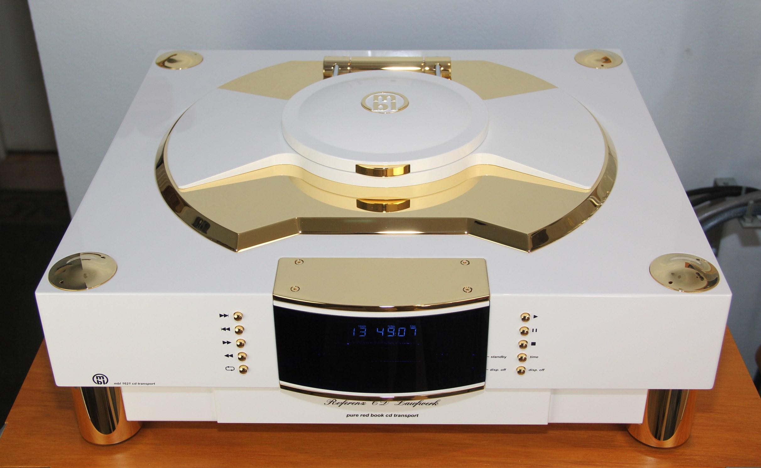 MBL 1521A CD transport <br/> $26,000