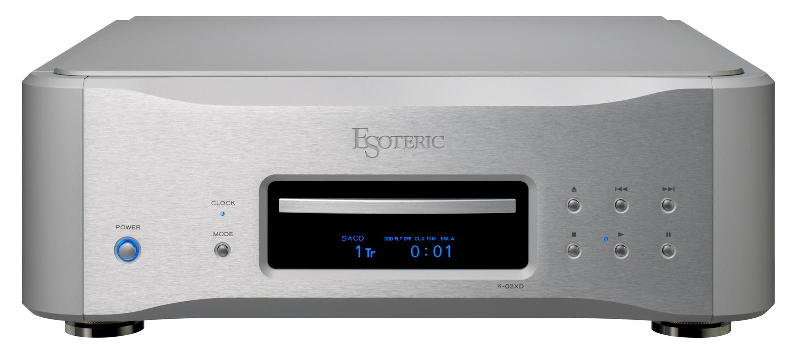 Esoteric K-03XD SACD/CD player <br/> 13950